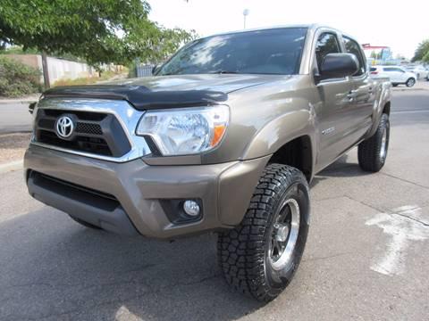 2012 Toyota Tacoma for sale in Albuquerque, NM