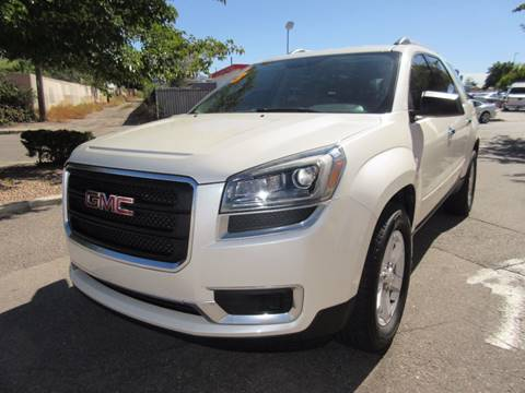 2013 GMC Acadia for sale in Albuquerque, NM