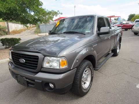 2009 Ford Ranger for sale in Albuquerque, NM