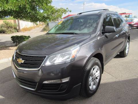 2014 Chevrolet Traverse for sale in Albuquerque, NM
