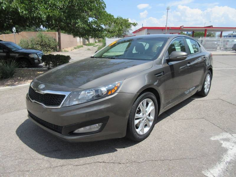 2013 Kia Optima LX 4dr Sedan   Albuquerque NM