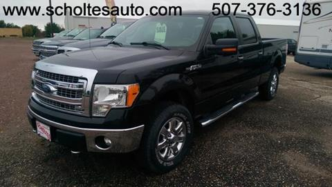 2014 Ford F-150 for sale in Worthington, MN