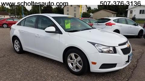 2011 Chevrolet Cruze for sale in Worthington, MN