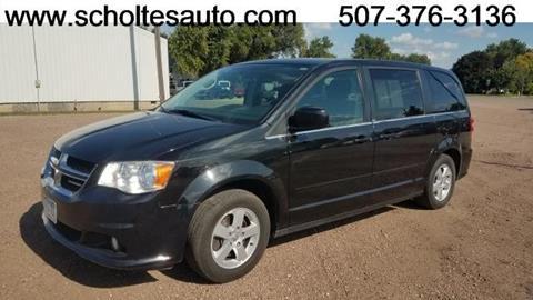 2012 Dodge Grand Caravan for sale in Worthington, MN