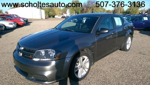 2013 Dodge Avenger for sale in Worthington, MN