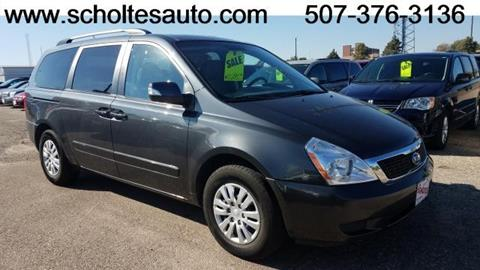 2012 Kia Sedona for sale in Worthington, MN