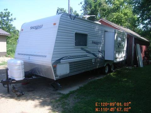 2004 Keystone Springdale for sale in Worthington, MN on