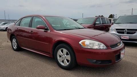 2010 Chevrolet Impala for sale in Worthington, MN