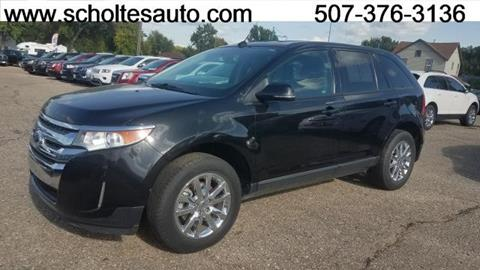 2014 Ford Edge for sale in Worthington, MN