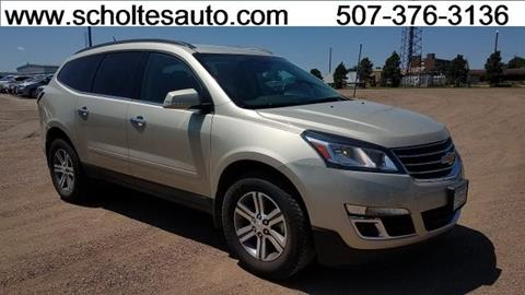 2015 Chevrolet Traverse for sale in Worthington, MN