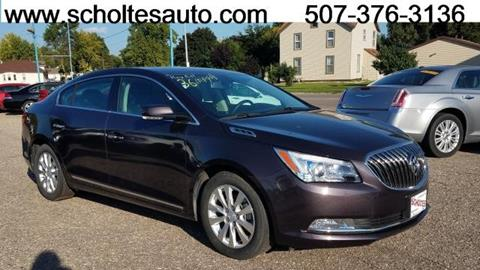 2015 Buick LaCrosse for sale in Worthington, MN