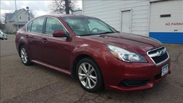2013 Subaru Legacy for sale in Worthington, MN