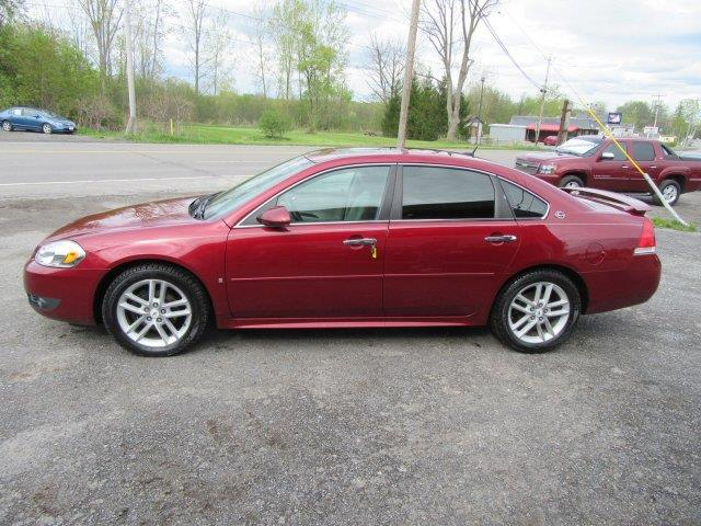 2009 Chevrolet Impala LTZ 4dr Sedan - Clinton NY
