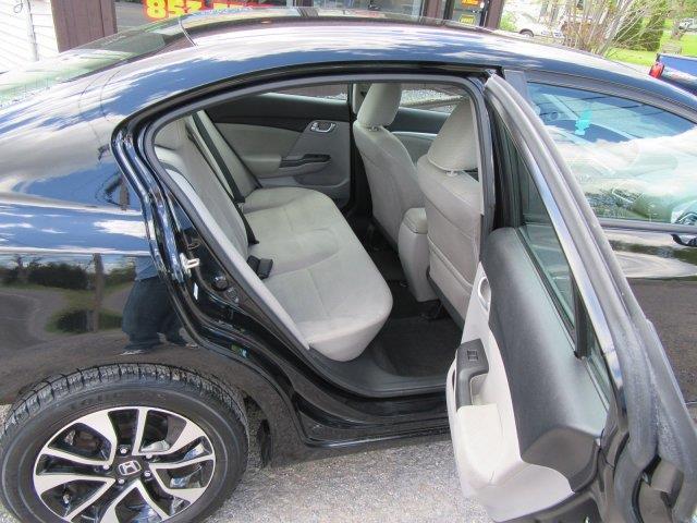 2013 Honda Civic EX 4dr Sedan - Clinton NY