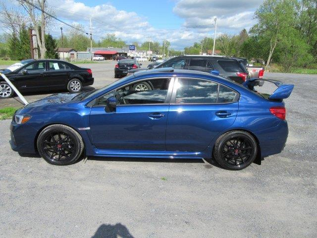 2015 Subaru WRX AWD STI Limited 4dr Sedan - Clinton NY