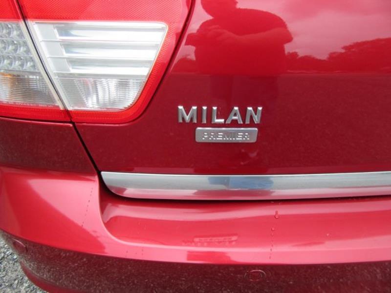 2008 Mercury Milan I-4 Premier 4dr Sedan - Clinton NY