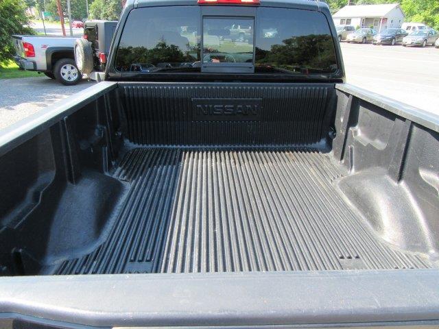 2010 Nissan Titan 4x4 SE 4dr King Cab SWB Pickup - Clinton NY