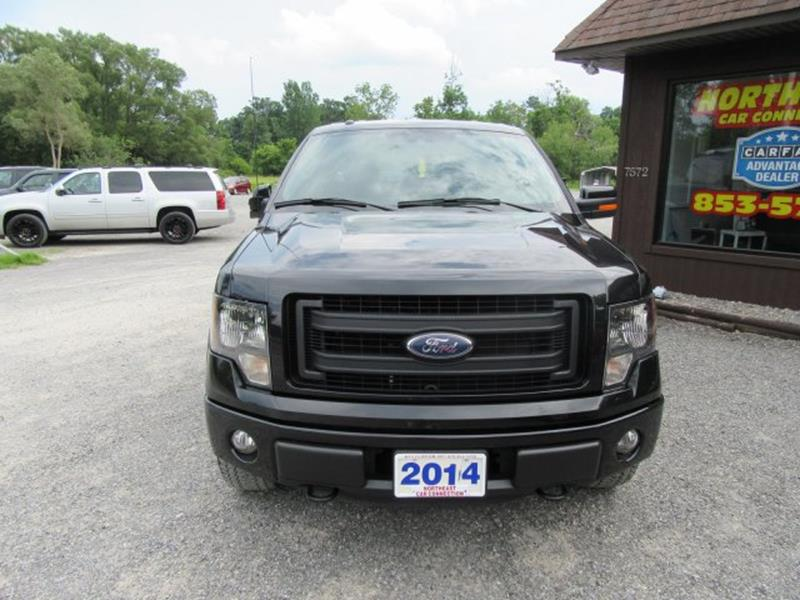 2014 Ford F-150 4x4 FX4 4dr SuperCab Styleside 6.5 ft. SB - Clinton NY