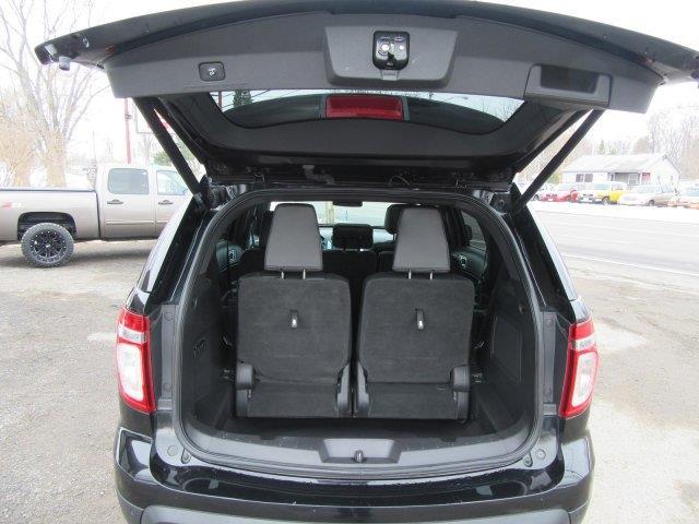 2011 Ford Explorer AWD Limited 4dr SUV - Clinton NY