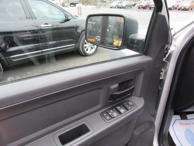 2012 RAM Ram Pickup 1500 4x4 Express 4dr Quad Cab 6.3 ft. SB Pickup - Clinton NY