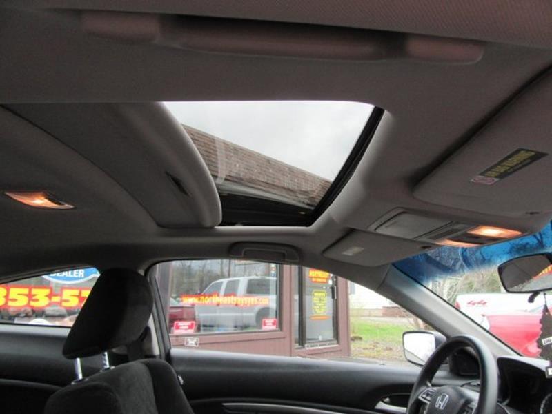 2011 Honda Accord EX 2dr Coupe 5A - Clinton NY