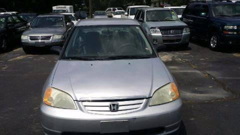 2002 Honda Civic for sale in Independence, MO