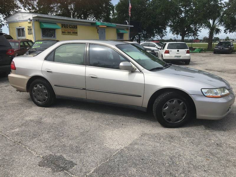 Honda Used Cars For Sale Sarasota Pro Cars Of Sarasota Inc