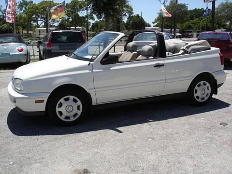 1999 Volkswagen Cabrio for sale in Sarasota, FL