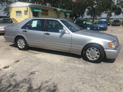 1999 Mercedes-Benz S-Class for sale in Sarasota, FL
