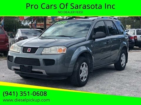 Saturn Used Cars For Sale Sarasota Pro Cars Of Sarasota Inc