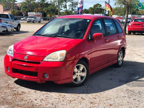 2003 Suzuki Aerio for sale in Sarasota, FL