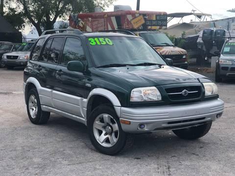1999 Suzuki Grand Vitara for sale in Sarasota, FL