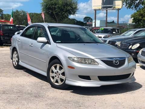 2005 Mazda MAZDA6 for sale in Sarasota, FL