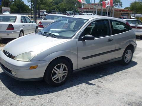 2000 Ford Focus for sale in Sarasota, FL