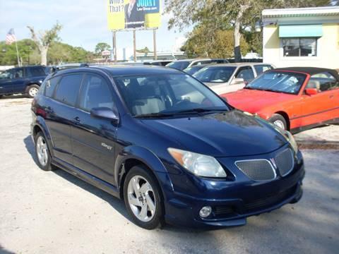 2005 Pontiac Vibe for sale in Sarasota, FL