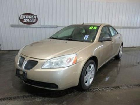 2008 Pontiac G6 for sale in Bergen, NY