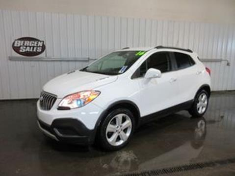 2016 Buick Encore for sale in Bergen, NY