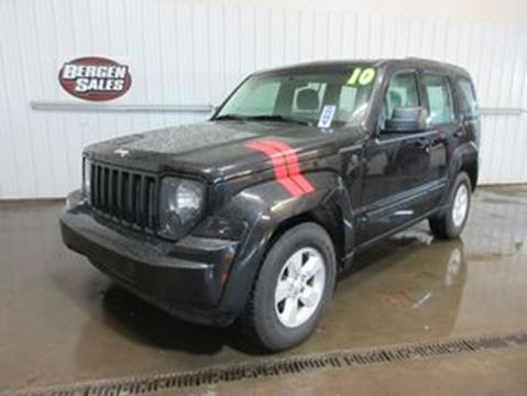 2010 Jeep Liberty for sale in Bergen, NY