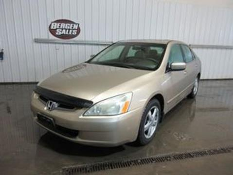2004 Honda Accord for sale in Bergen, NY