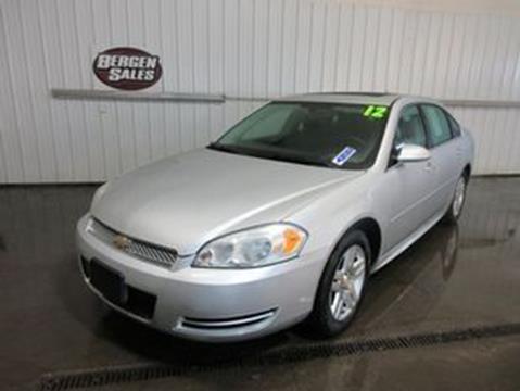 2012 Chevrolet Impala for sale in Bergen, NY