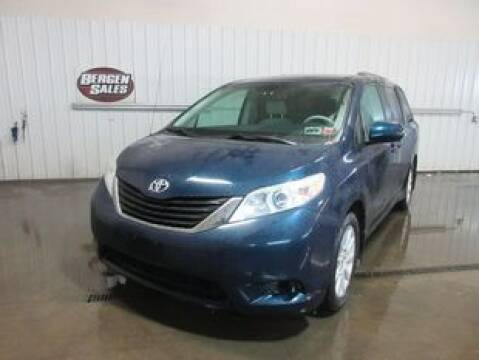 2012 Toyota Sienna LE 7-Passenger for sale at BERGEN SALES INC in Bergen NY