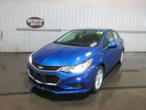 2016 Chevrolet Cruze LT Auto for sale at BERGEN SALES INC in Bergen NY
