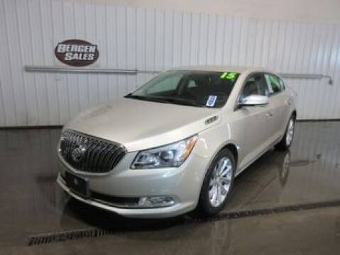 2015 Buick LaCrosse Leather for sale at BERGEN SALES INC in Bergen NY