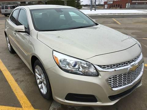 2014 Chevrolet Malibu for sale at City Auto Sales in Roseville MI