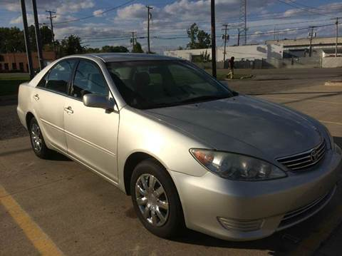 2006 Toyota Camry for sale in Roseville, MI
