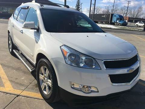 2010 Chevrolet Traverse for sale at City Auto Sales in Roseville MI