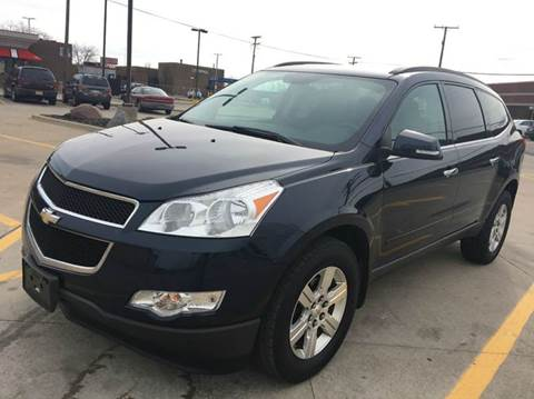 2012 Chevrolet Traverse for sale at City Auto Sales in Roseville MI