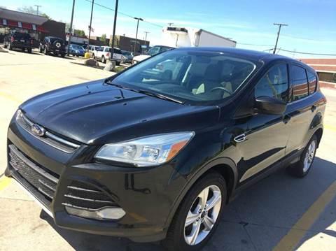 2013 Ford Escape for sale at City Auto Sales in Roseville MI