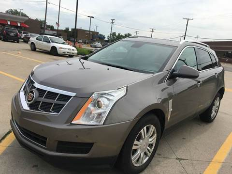 2011 Cadillac SRX for sale at City Auto Sales in Roseville MI