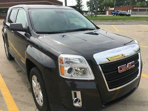 2014 GMC Terrain for sale at City Auto Sales in Roseville MI